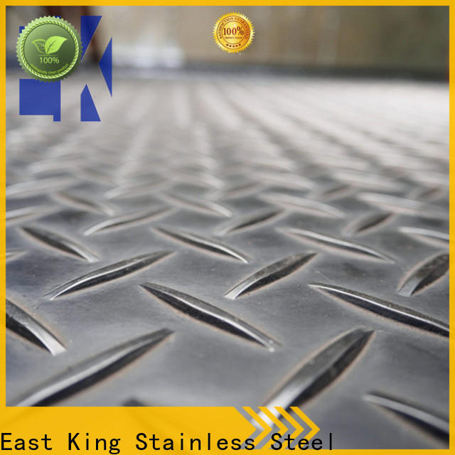East King stainless steel sheet wholesale for aerospace