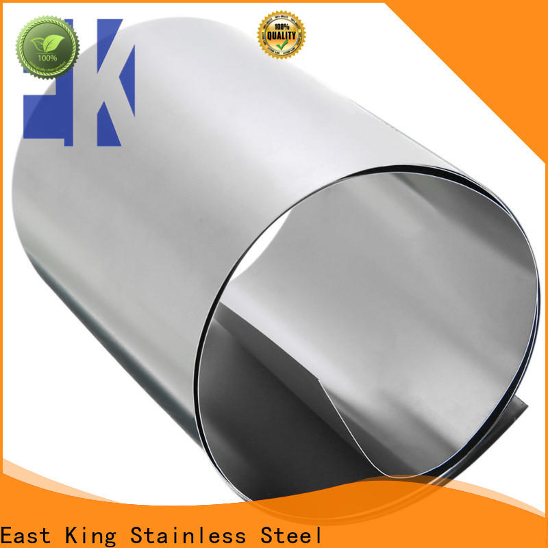 East King stainless steel coil wholesale for construction