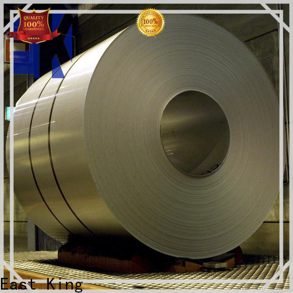 East King long lasting stainless steel coil factory for automobile manufacturing