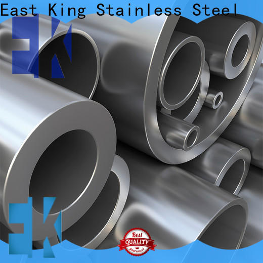 East King reliable stainless steel tube factory price for tableware