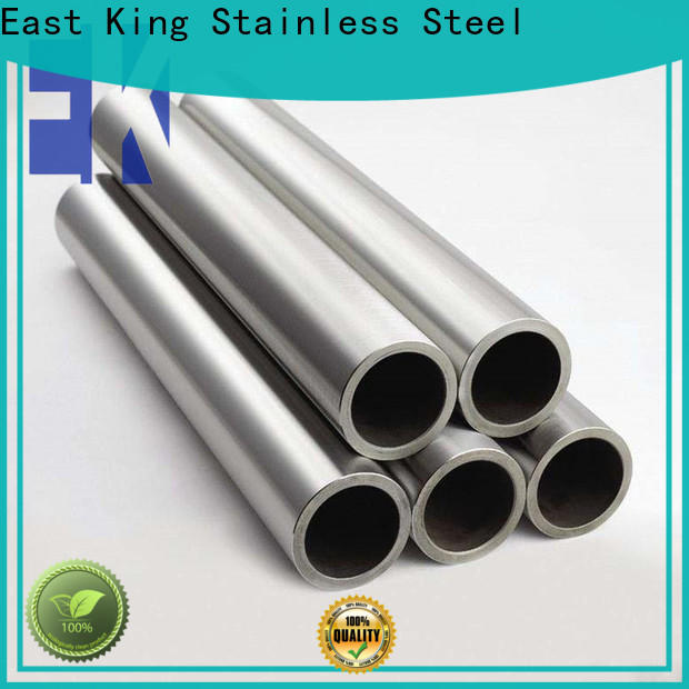 East King stainless steel tube with good price for mechanical hardware