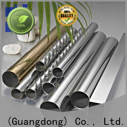 new stainless steel tube factory for mechanical hardware
