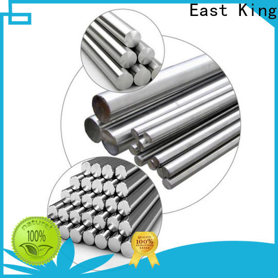East King wholesale stainless steel bar manufacturer for construction