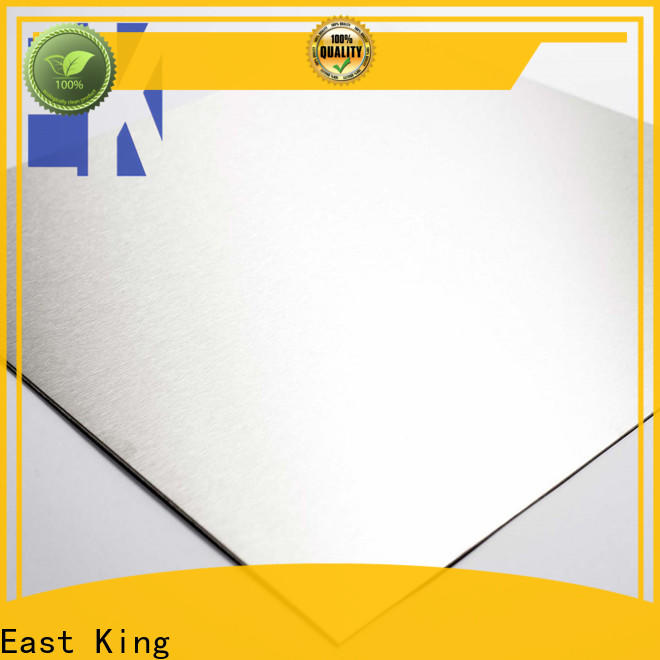East King high-quality stainless steel plate directly sale for aerospace