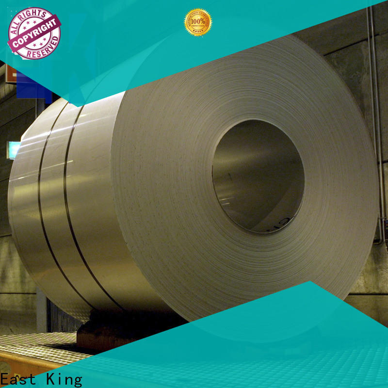 East King new stainless steel coil directly sale for automobile manufacturing