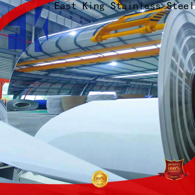 East King stainless steel coil with good price for decoration