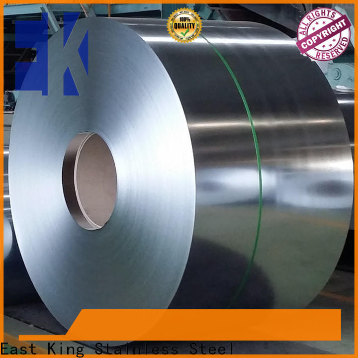 East King latest stainless steel roll series for chemical industry