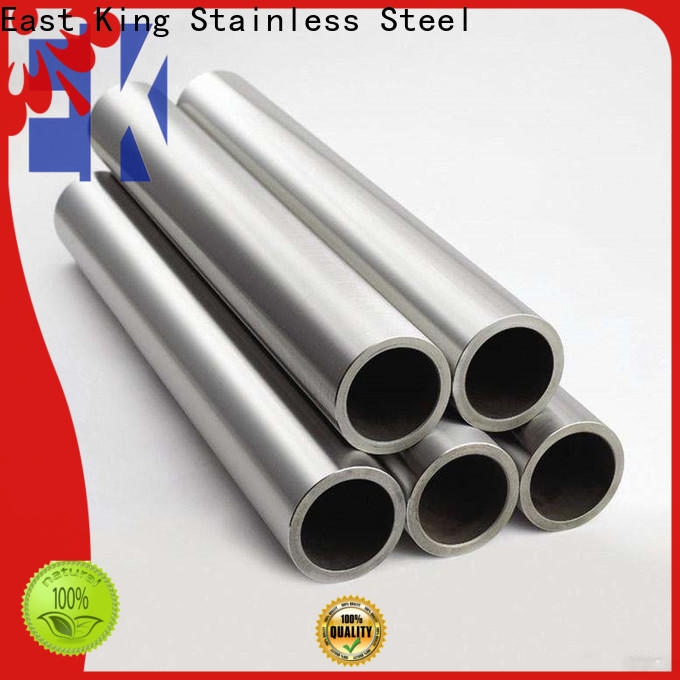 East King latest stainless steel tube series for aerospace