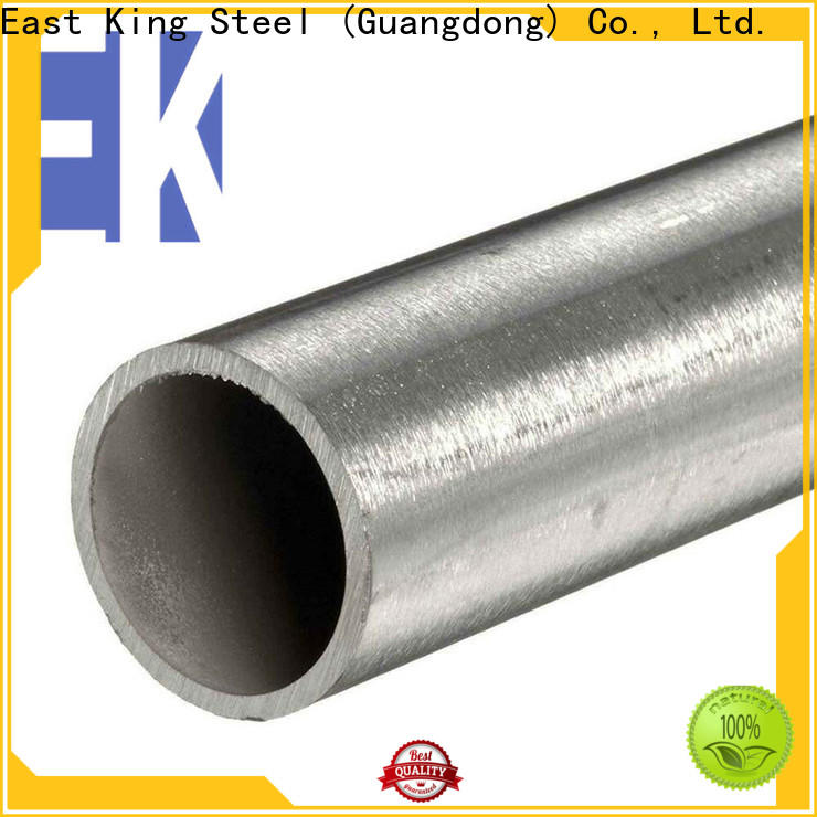East King custom stainless steel tube factory price for bridge