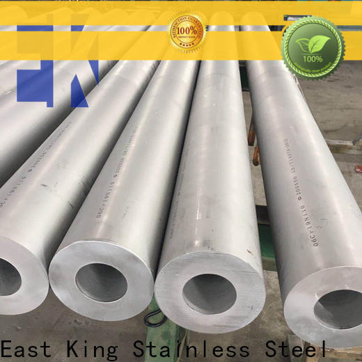 East King wholesale stainless steel tubing factory for bridge