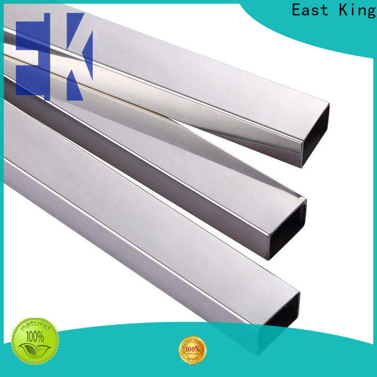 East King high-quality stainless steel tubing factory price for aerospace