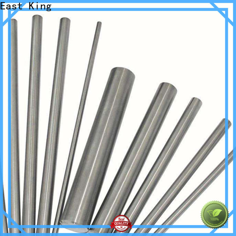 East King stainless steel rod directly sale for chemical industry