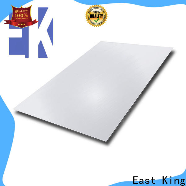 East King new stainless steel plate manufacturer for mechanical hardware