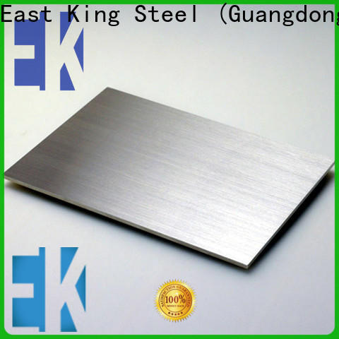 top stainless steel plate directly sale for aerospace
