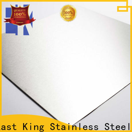 East King stainless steel sheet directly sale for aerospace