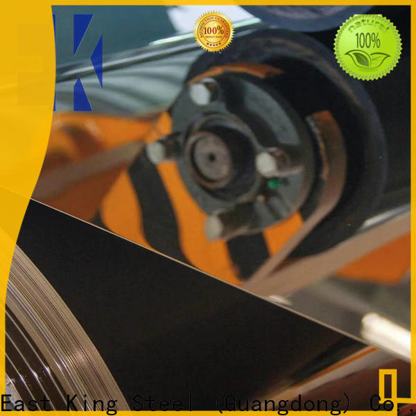East King stainless steel sheet manufacturer for aerospace