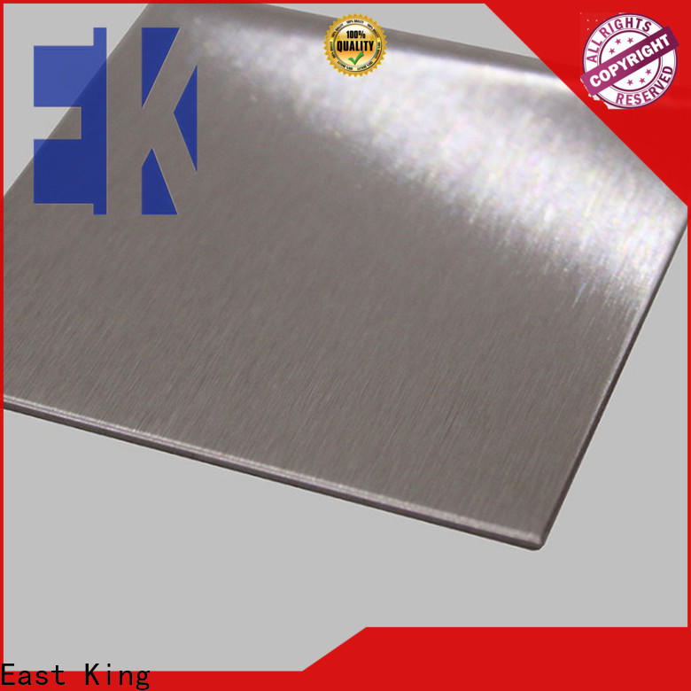 best stainless steel sheet manufacturer for construction