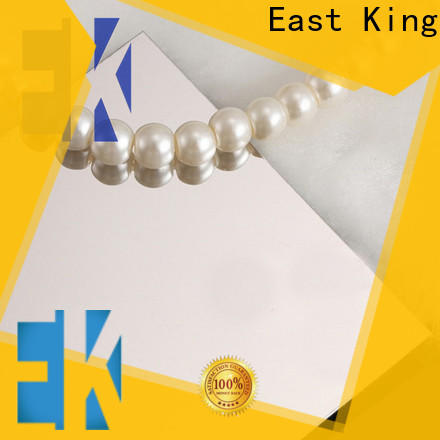 East King new stainless steel sheet directly sale for bridge