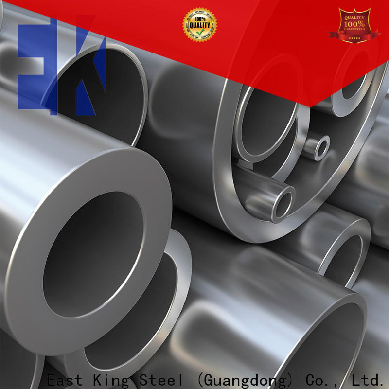 East King stainless steel tube factory for aerospace