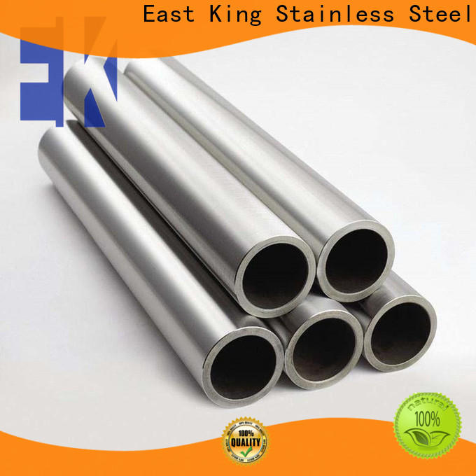 East King latest stainless steel tube factory price for tableware