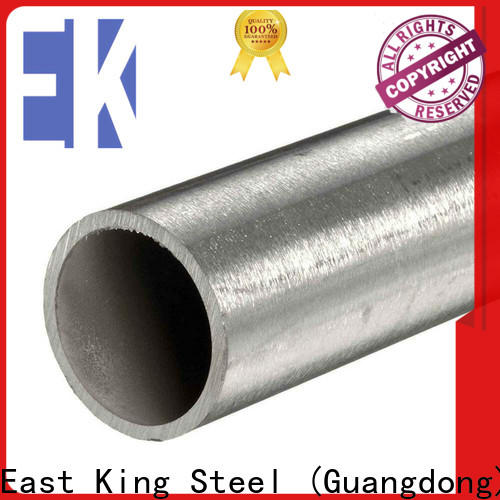best stainless steel pipe with good price for bridge