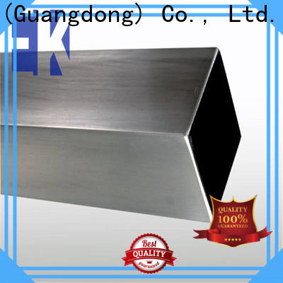 custom stainless steel tube factory price for construction