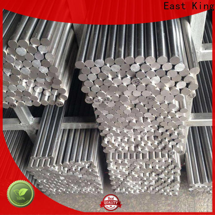 East King top stainless steel rod factory for construction