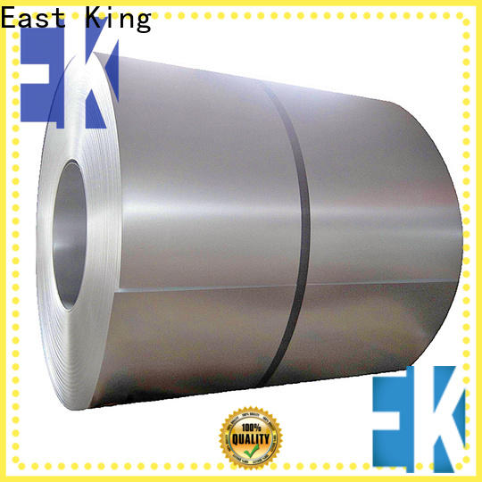 East King stainless steel coil series for automobile manufacturing