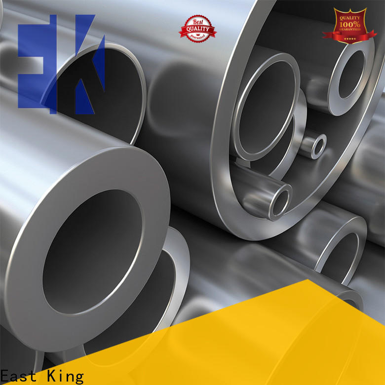 high-quality stainless steel tube series for bridge