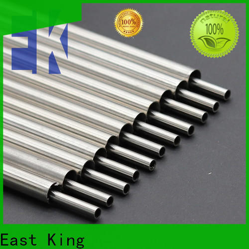 East King best stainless steel pipe directly sale for construction