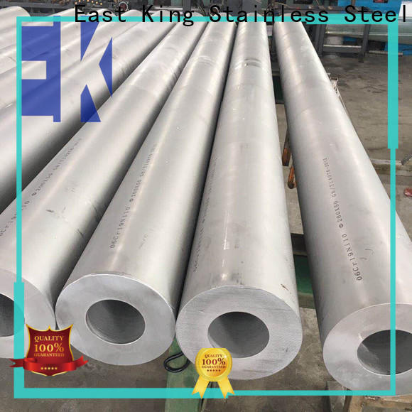 East King stainless steel tubing factory price for construction