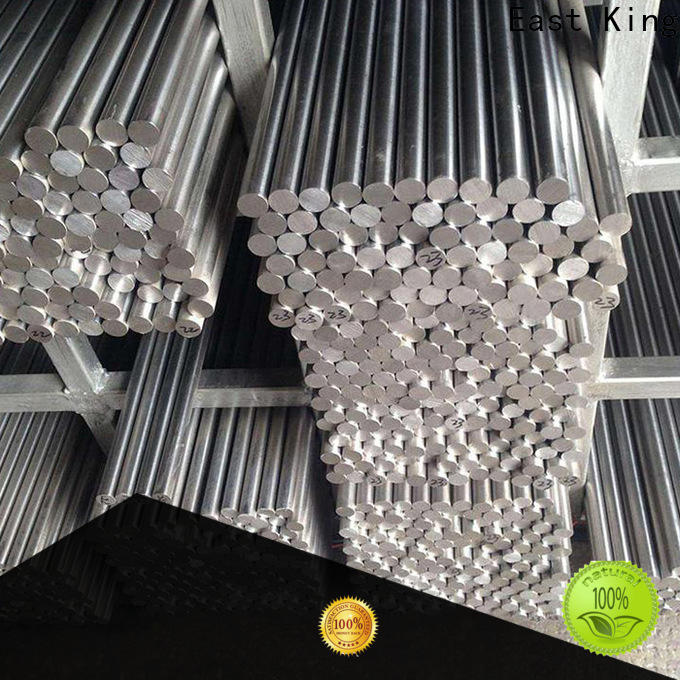 East King best stainless steel bar manufacturer for chemical industry