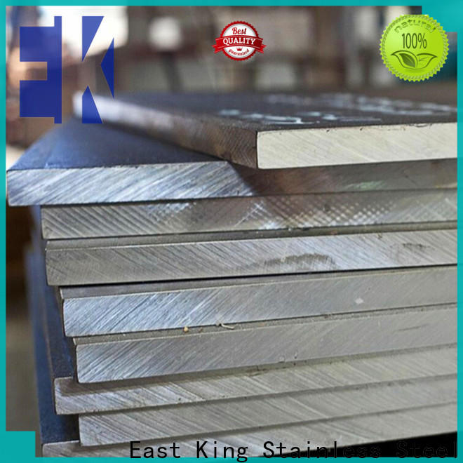 East King stainless steel sheet factory for tableware