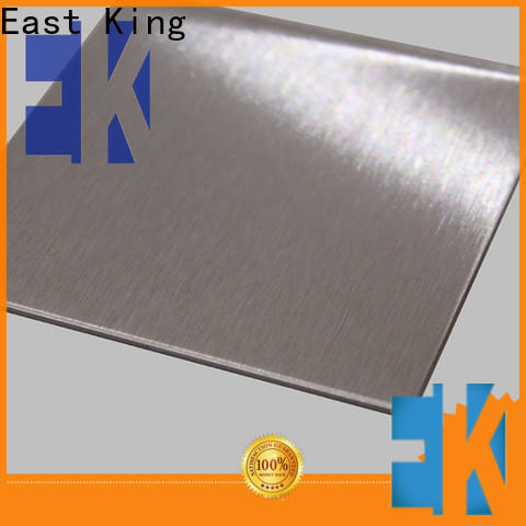 East King stainless steel plate directly sale for aerospace