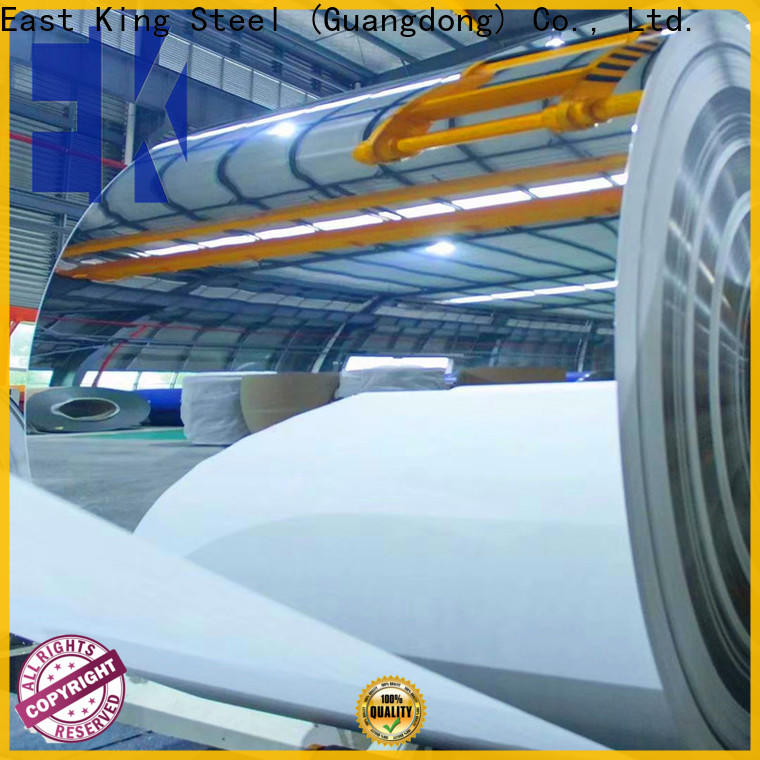 East King wholesale stainless steel coil with good price for decoration