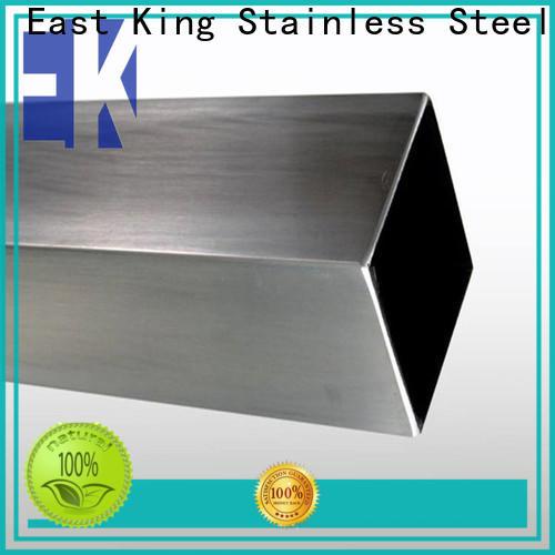 East King stainless steel tubing factory for bridge