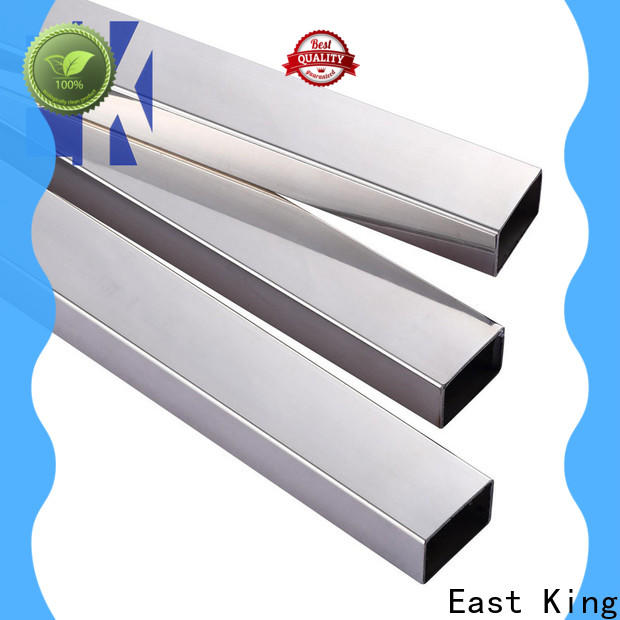 custom stainless steel pipe with good price for construction