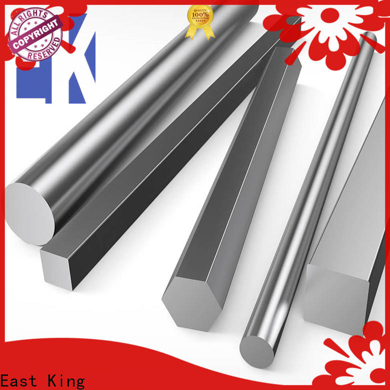 East King best stainless steel rod manufacturer for windows
