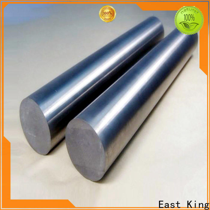 East King custom stainless steel rod directly sale for decoration
