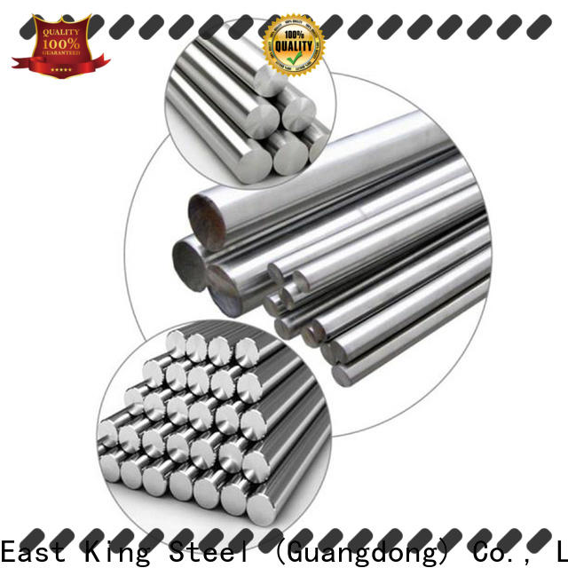 custom stainless steel bar with good price for decoration