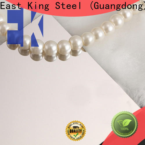 East King new stainless steel sheet supplier for aerospace