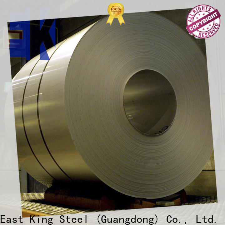East King wholesale stainless steel roll factory for construction
