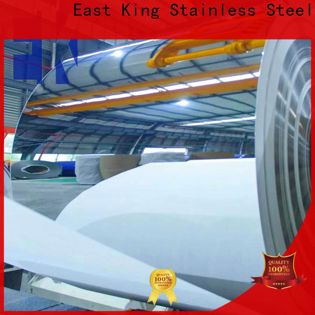 East King stainless steel coil directly sale for windows