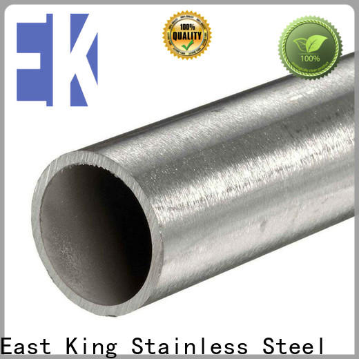 East King new stainless steel pipe with good price for construction