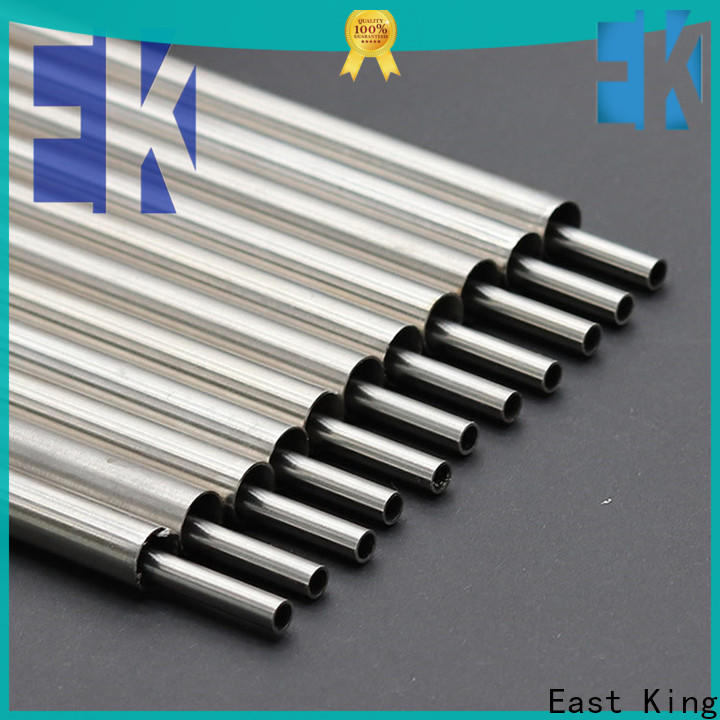 custom stainless steel tube directly sale for mechanical hardware