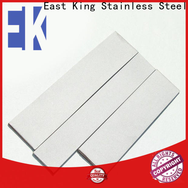 East King best stainless steel bar manufacturer for windows