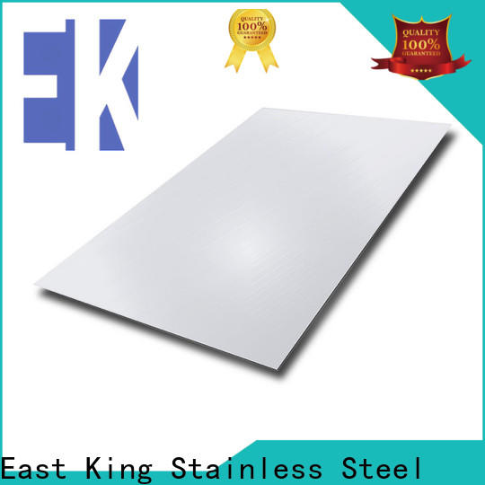 East King stainless steel plate manufacturer for bridge