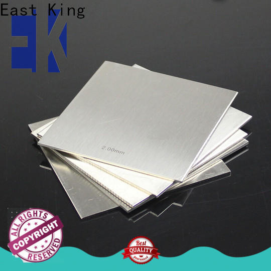East King stainless steel plate supplier for tableware