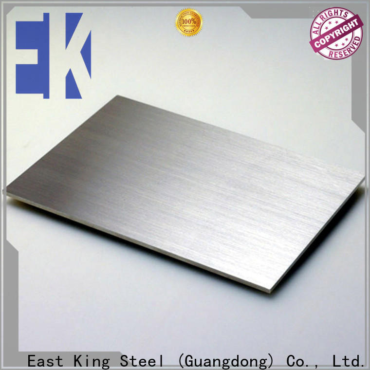 East King stainless steel sheet with good price for aerospace