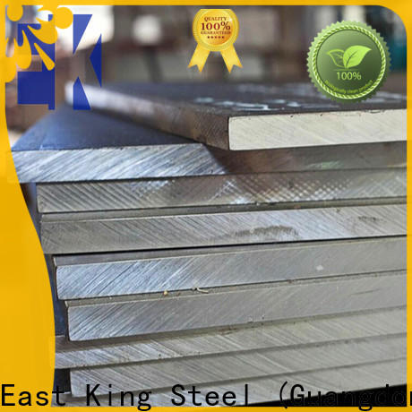 East King high-quality stainless steel plate manufacturer for bridge